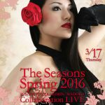 The Seasons Spring 2016 Collaboration LIVE あります。