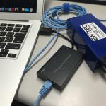 ENTTEC ODE(Open Dmx Ethernet)をMACに接続する