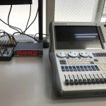 Avolites Quartz 音源と同期して照明<LTC SMTPE タイムコードでの連携><マイロとの連携>